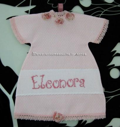 """Maglietta auto """"bimba a bordo"""" per Eleonora"""