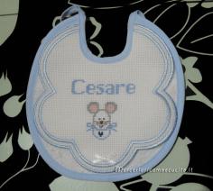 Bavetta fiore celeste per Cesare