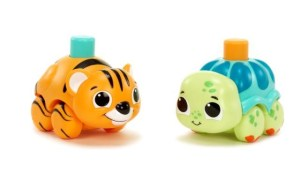 Little Tikes Stocking Fillers - Image showing the Touch 'n' Go Turtle & Tiger