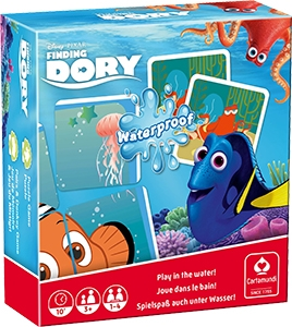 Image of Cartamundi Games Finding Dori Game Box