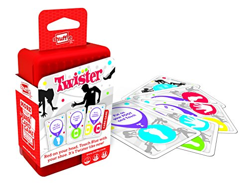 Image showing Cartamundi Games - Twister Shuffle