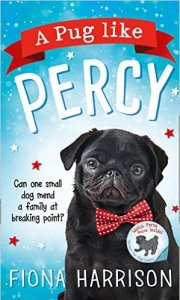 Books for Christmas - Image showing cover of A Pug Like Percy