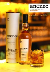 Image showing anCnoc 12-Year Old Single Malt Whisky