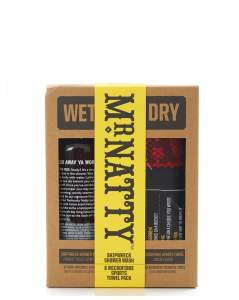 Mr Natty Wet vs Dry Psyche Gift Set