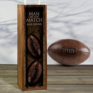 Timberbox Gift Boxes - Rugby Gift Box