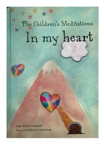 Front Cover 'In My Heart' Children's Meditations
