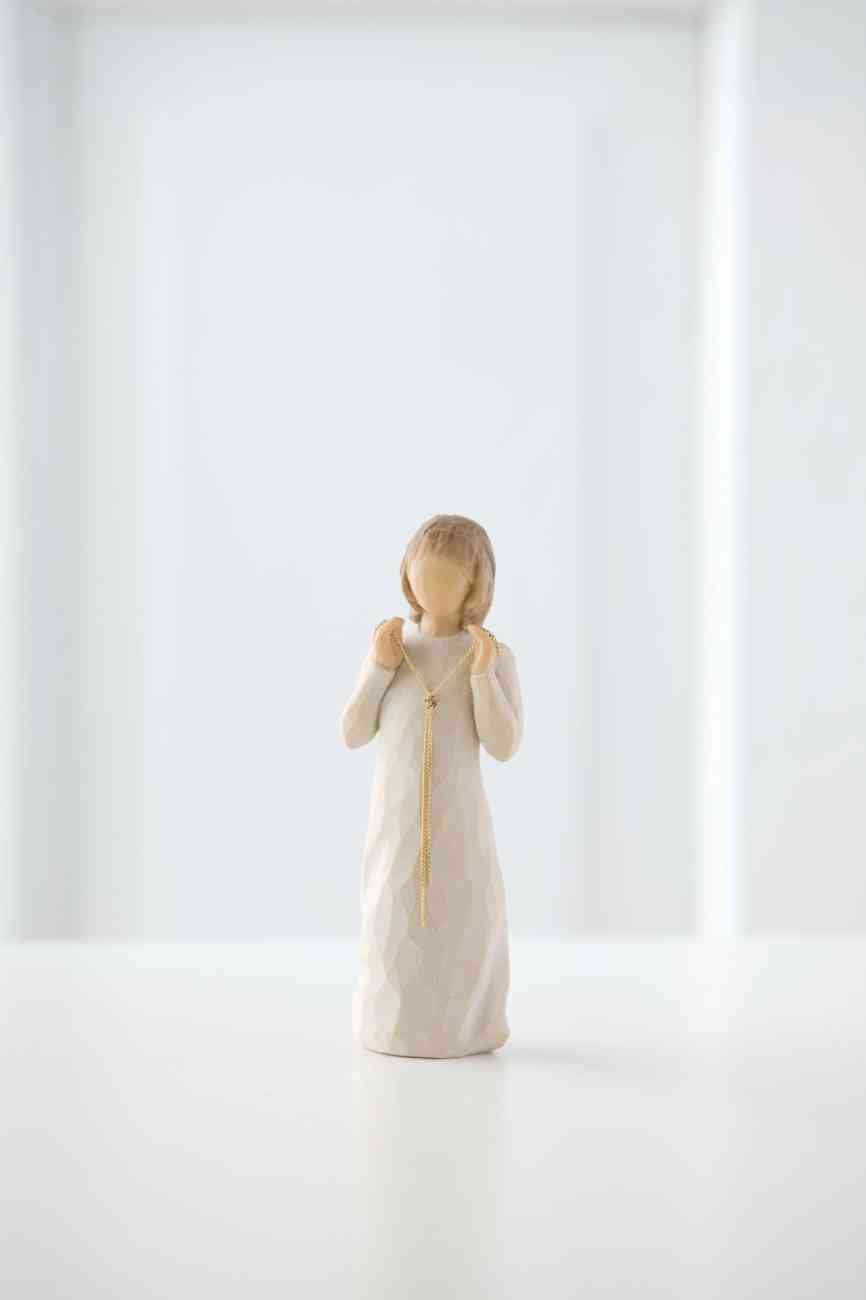 """WILLOW TREE TRULY GOLDEN FIGURINE  26220 5""""H"""