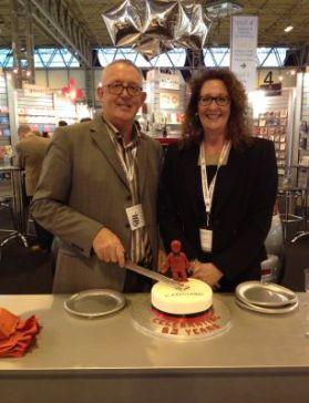 Anniversary cake-1