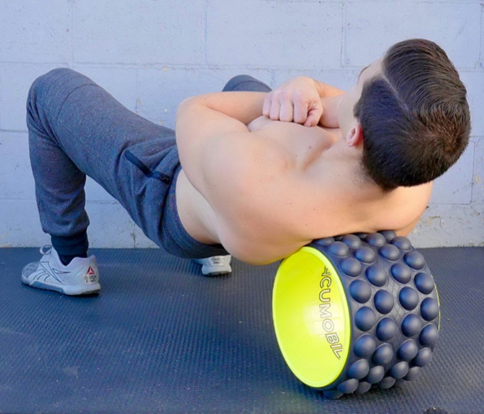 Acumobility The Ultimate Back Roller