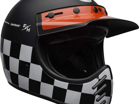 Bell Moto-3 Off-Road Motorcycle Helmet
