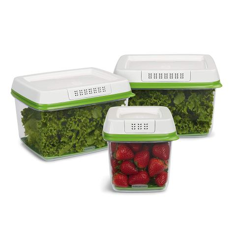 Rubbermaid Fresh Food Storage Container