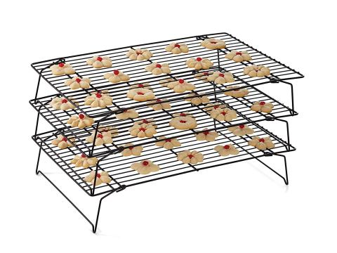 Wilton Excelle Elite 3-Tier Cooling Rack for Cookies, Cakes