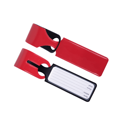Giftsdepot-PVC-Luggage-Tag-view-red-colour