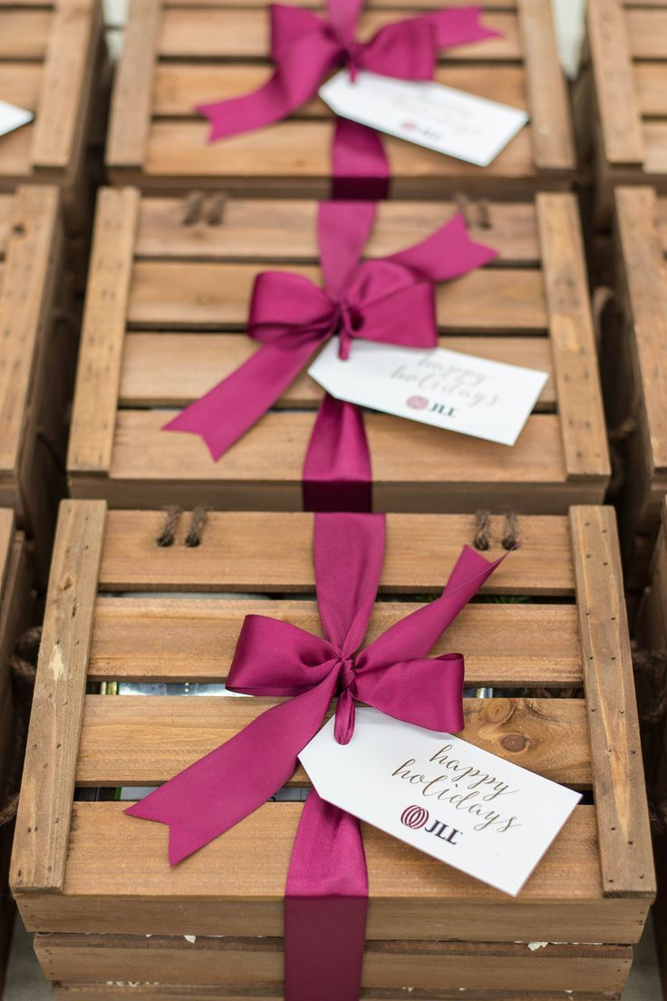 Best Corporate Gifts Ideas Custom Gift Crates Marigold