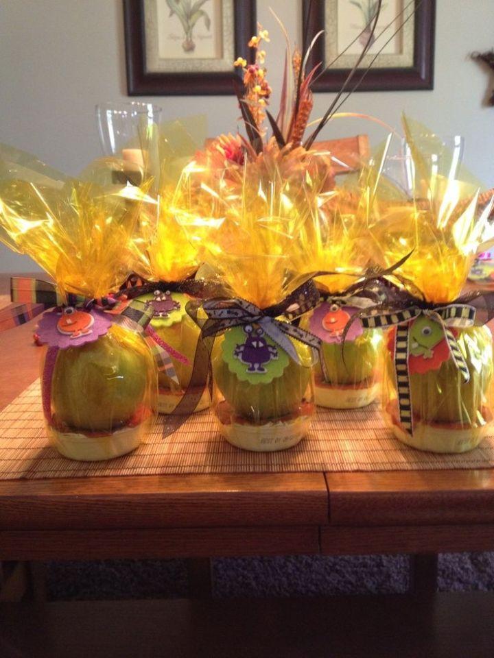 Teacher Halloween Gifts | Homemade Halloween Gift Ideas For Teachers Newchristmas Co