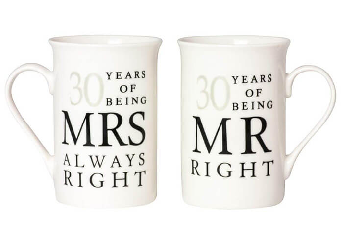 16 Sentimental 30th Wedding Anniversary Gifts For Him That