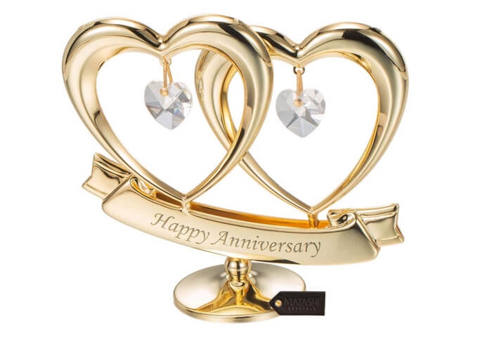 34 Unusual Golden Wedding Anniversary Gift Ideas That They Will Cherish Forever