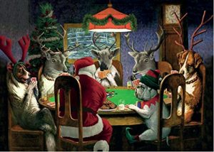 Christmas Items Gifts For Card Players