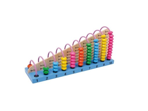 Wooden Abacus sold by Gifts for little hands