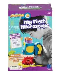 GeoSafari Jr. My First Microscope -1