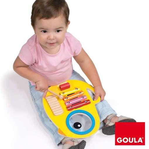 Goula Carla's 3 in 1Tiki Musical - 1