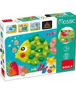 Goula mosaic educational toy
