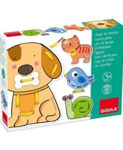 Goula Lacing Game -1