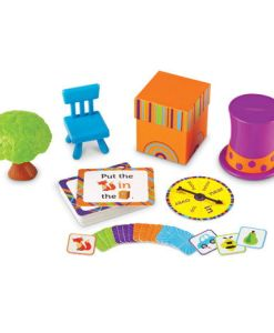 Fox in the Box Positional Words Activity Set - 2