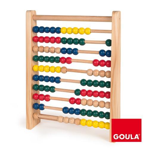 Goula Abacus 10 x 10 - 2