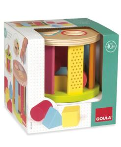 Goula Geometric Shapes Drum Sorter