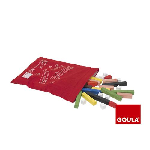 Goula Rods 10 x 10 sold by Gifts for Little Hands