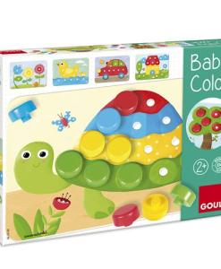 Goula Mosaic Baby Color sold by Gifts for Little Hands
