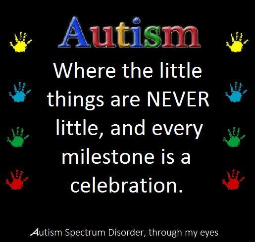 Life with Autism – A mum's journey blog by gifts for little hands