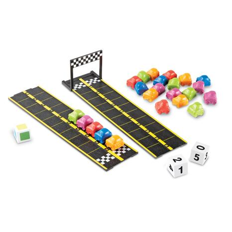Mini Motor Maths Activity Set sold by Gifts for Little Hands