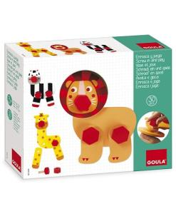 Goula Animals Twist and Play - 2