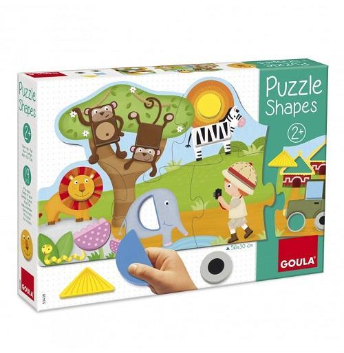 Goula Puzzle Shapes