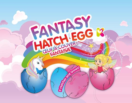 Fantasy Hatch Egg | Children's Educational Toys | Gifts for Little Hands
