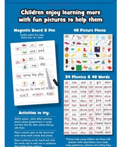 Magnetic Phonics sold by Gifts for Little Hands