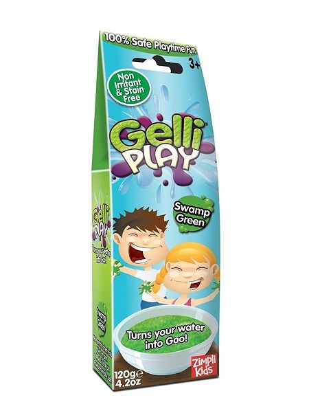 Gelli Play Swamp Green sold by Gifts for Little Hands