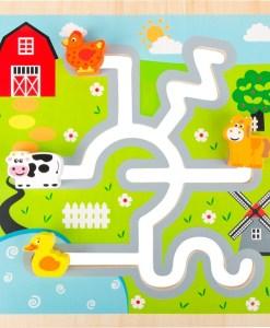 Farm Row Puzzle