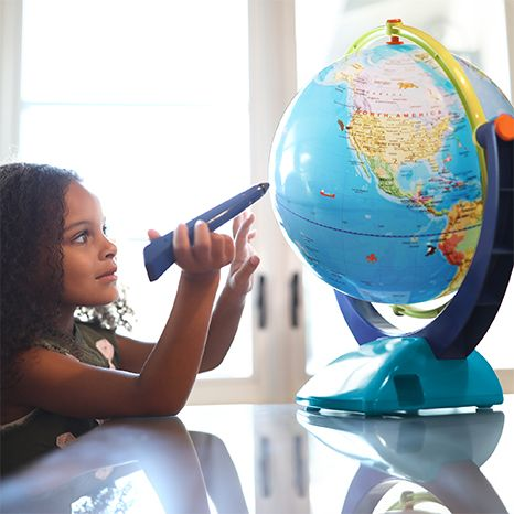 GeoSafari® Jr. Talking Globe™ -2