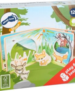 Interactive Forest Picture Book sold by Gifts for Little Hands