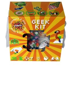 Simbrix Connect & Wow Geek Kit sold by Gifts for Little Hands