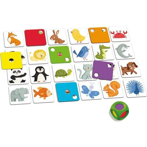 Peek-a-Boo Memory Game sold by Gifts for Little Hands
