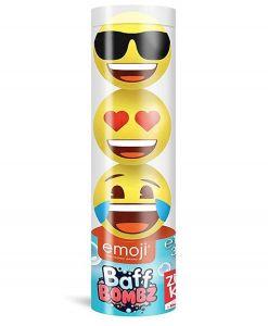 Emoji Baff Bombz 3 pack