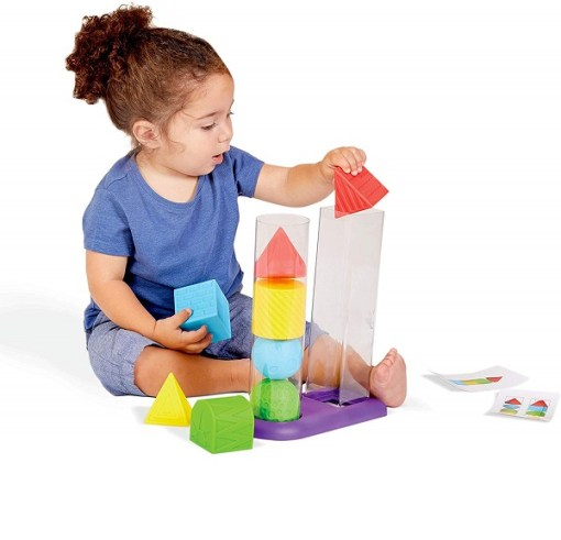 Edushape Geostackers Stacking Shapes