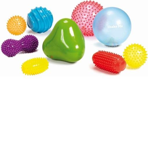 Edushape Sensory Shapes & Balls