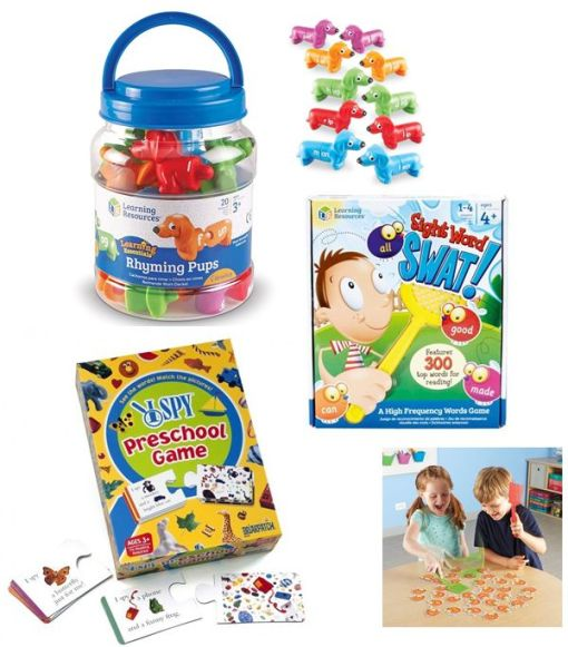 Reception Toy Bundle 1 Offer - Literacy Learning