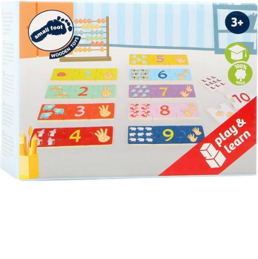 Legler Counting Learning Puzzle