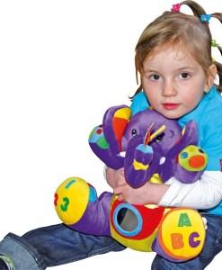 Legler Lili the Elephant Activity Toy